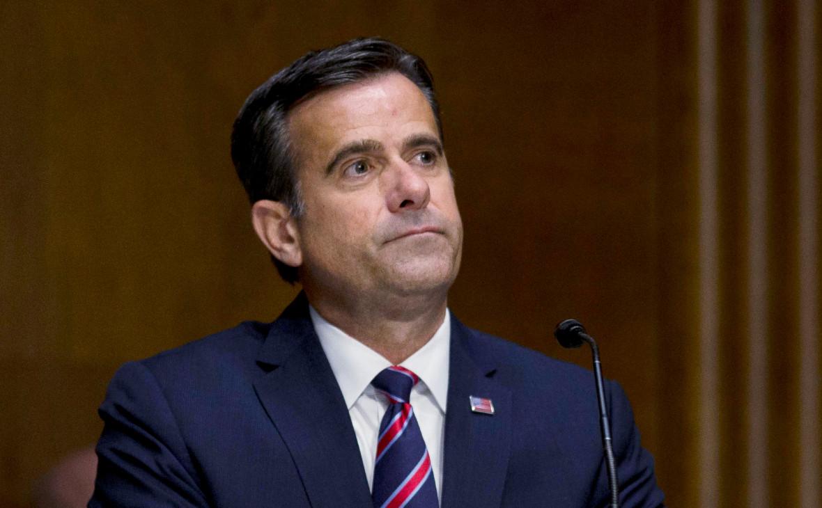 Глава Нацразведки США обвинил Россию и Иран в попытке вмешаться в выборы