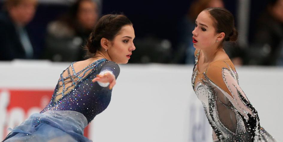 Сборная России выставит на командный турнир 15-летнюю фигуристку