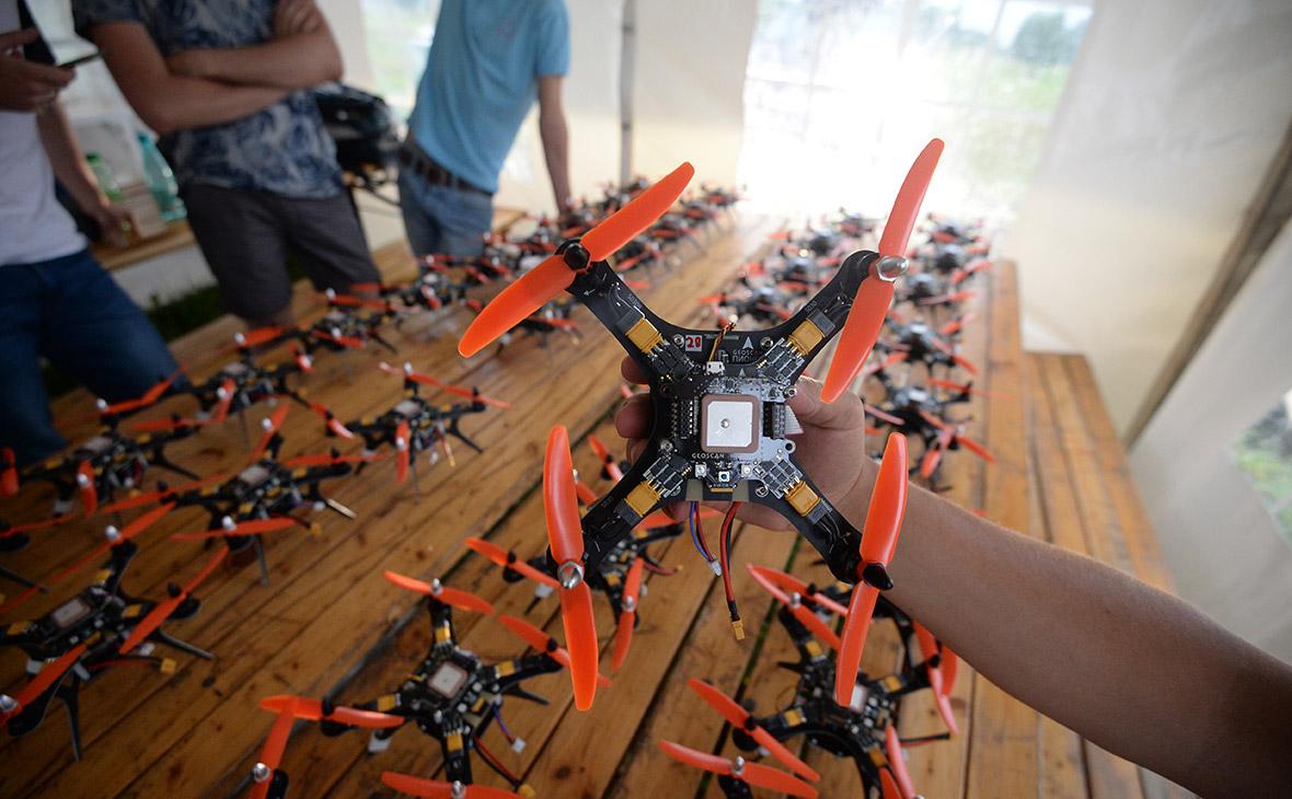 В правительстве предложили штрафовать за запуски дронов