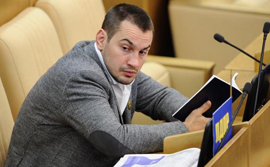 Депутат Госдумыот ЛДПР Дмитрий Носов