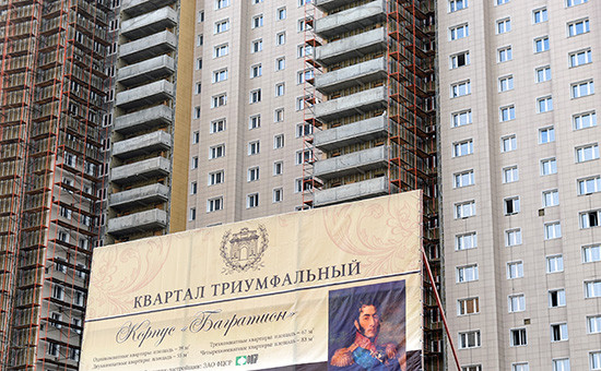 Жилой комплекс «Квартал Триумфальный» вМоскве