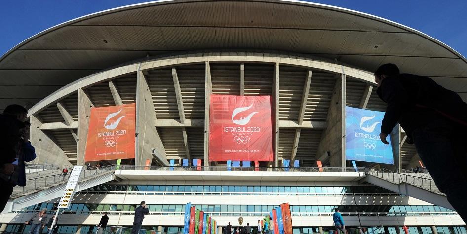 Олимпийский стадион в Стамбуле