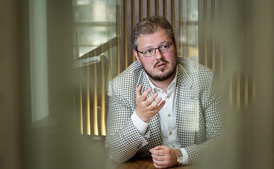 Председатель правления O1 Properties и член совета директоров O1 Group Дмитрий Минц