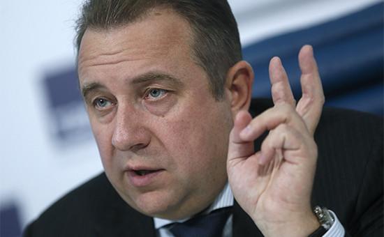 Глава ОСК Алексей Рахманов