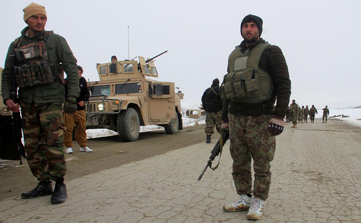 США подтвердили гибель своего военного самолета в Афганистане