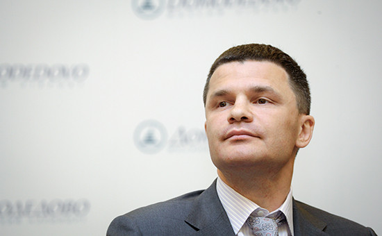 Владелец аэропорта Домодедово ДмитрийКаменщик