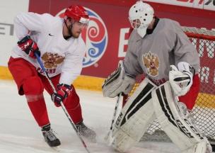 Россия хоккей