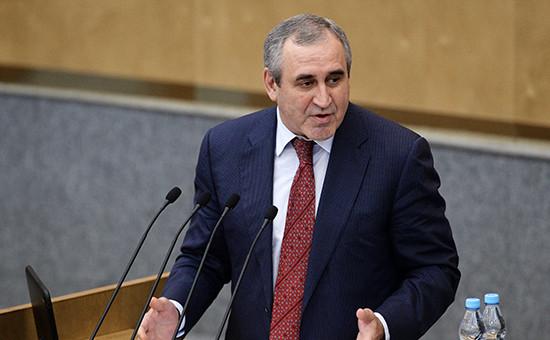 Секретарь генсовета «Единой России» Сергей Неверов
