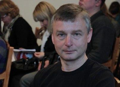 Дмитрий Циликин, журналист