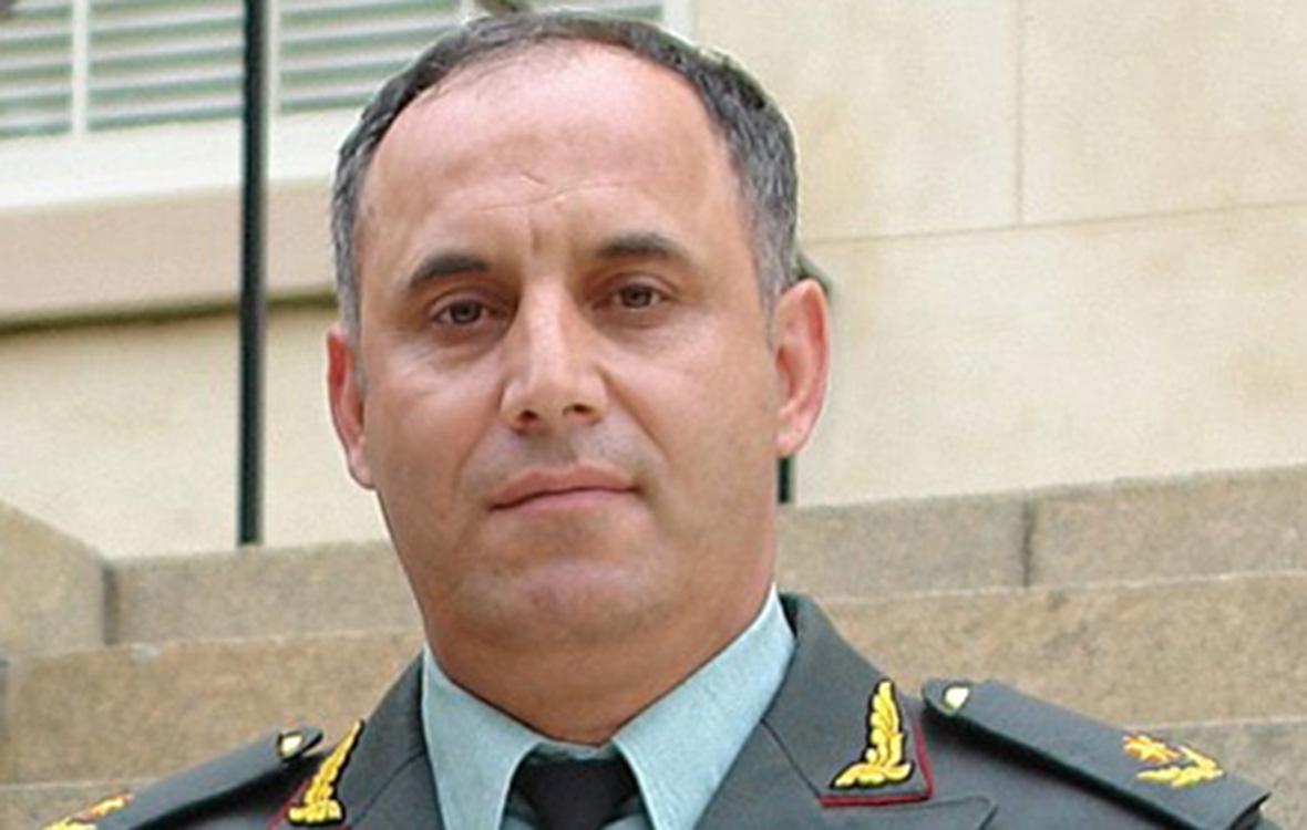 В Грузии убит бывший генерал