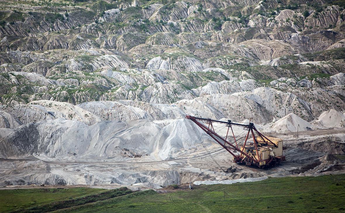 Угольное месторождение Ерковецкое в Амурской области