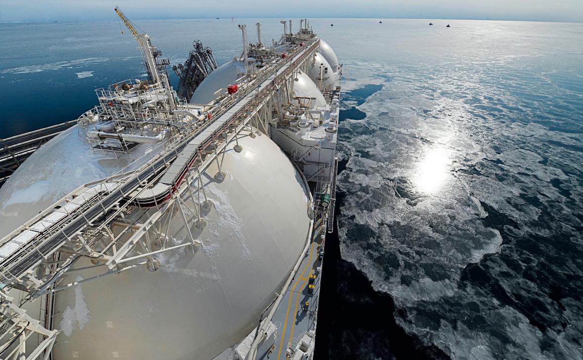 «Газпром» сравнил СПГ с замороженной клубникой