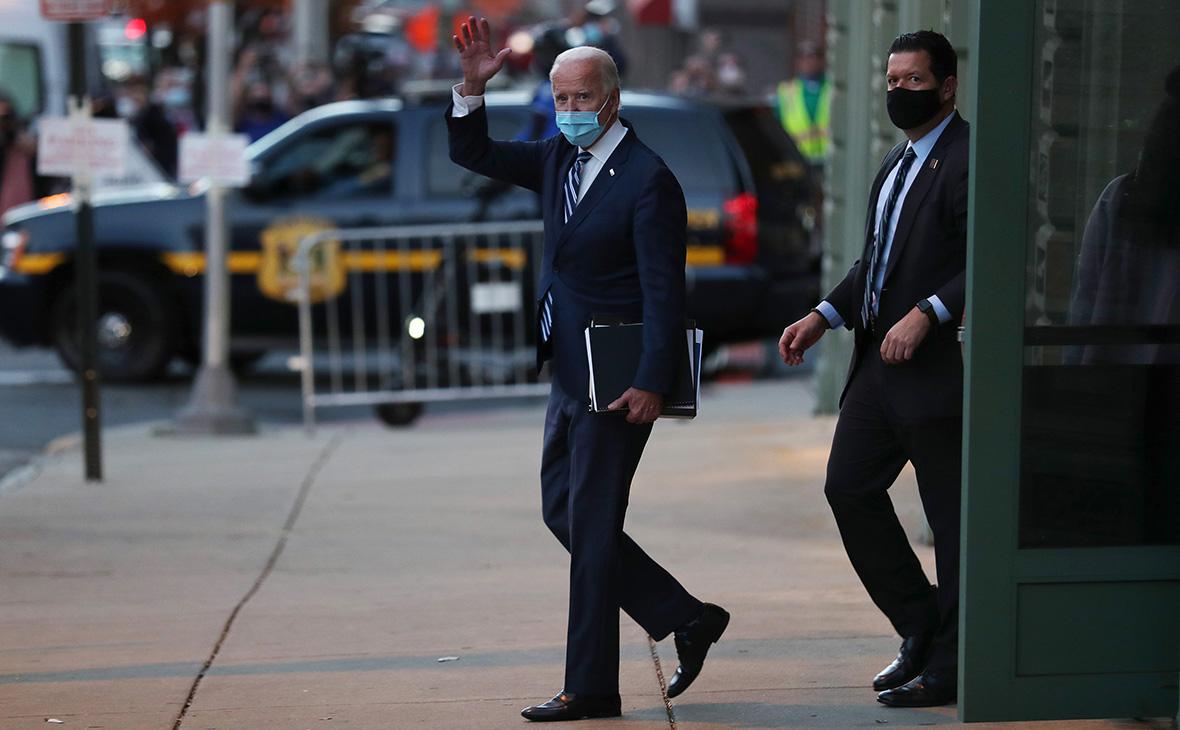 Китай поздравил Байдена с победой на выборах президента США