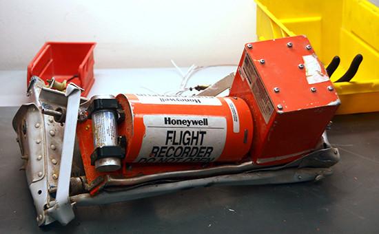 Один избортовых самописцев разбившегося российского самолета Airbus A321 авиакомпании «Когалымавиа»