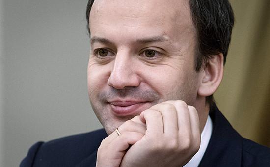 Вице-премьер РФ Аркадий Дворкович