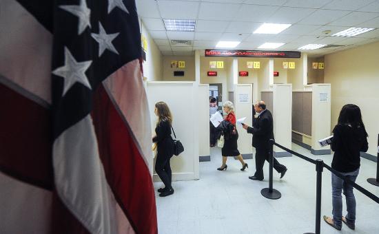 Консульский отдел посольства США вМоскве