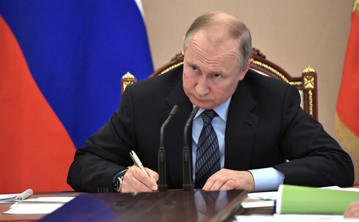 Кремль сообщил о недовольстве Путина ситуацией в угольной отрасти