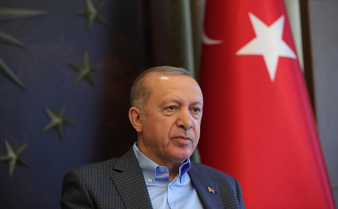Эрдоган поздравил Байдена с победой на выборах