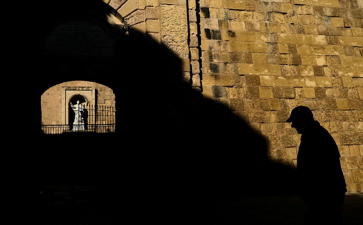 Фото:Darrin Zammit Lupi / AP