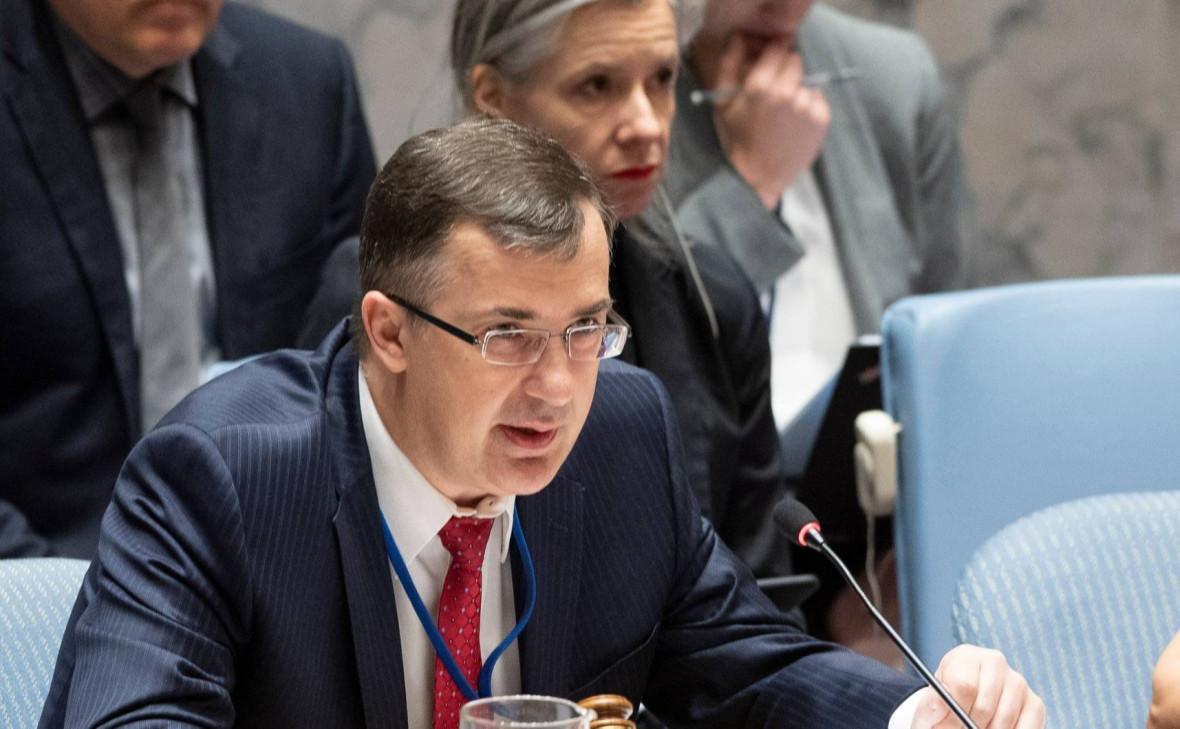 Россия объяснила смысл новой резолюции ООН по Крыму