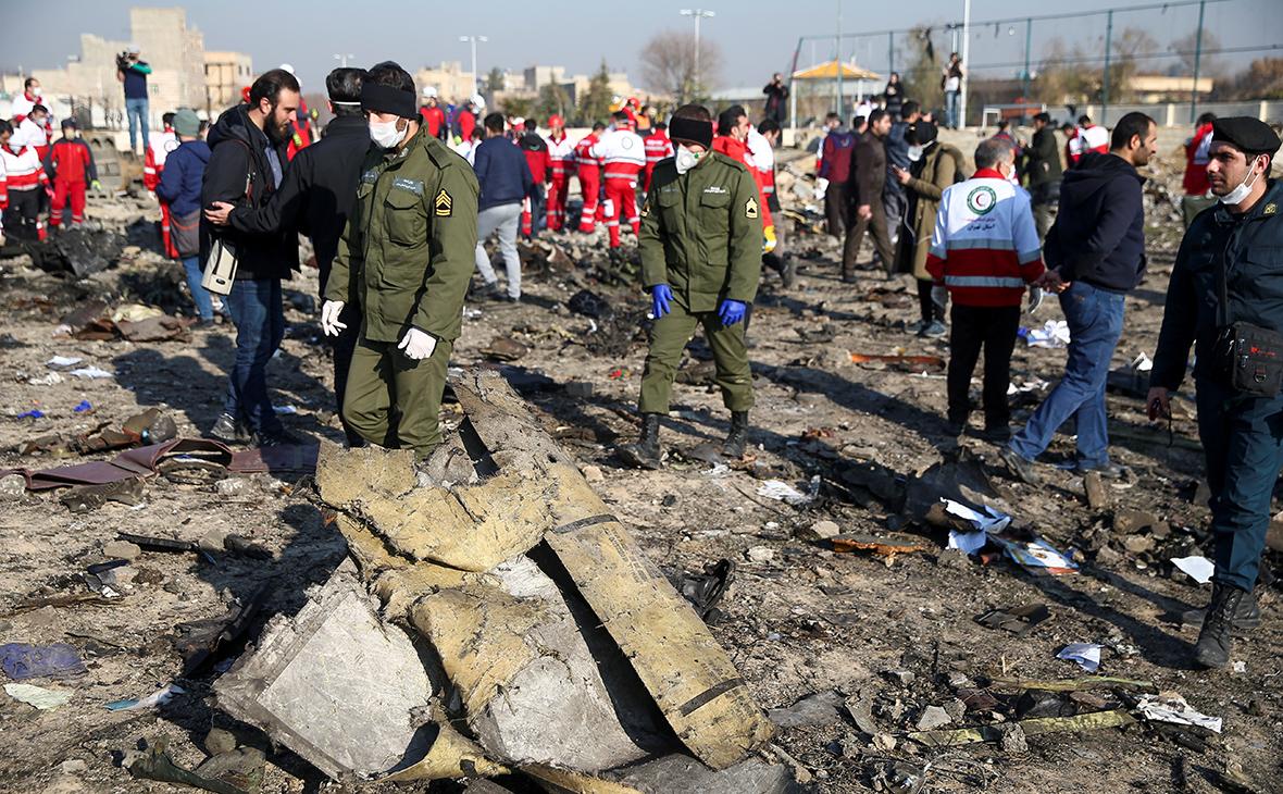 NYT узнала о сокрытии военными удара по Boeing от президента Ирана