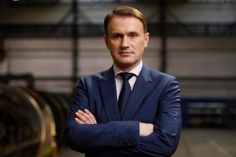 Генеральный директор завода «Севкабель» Сергей Ярмилко