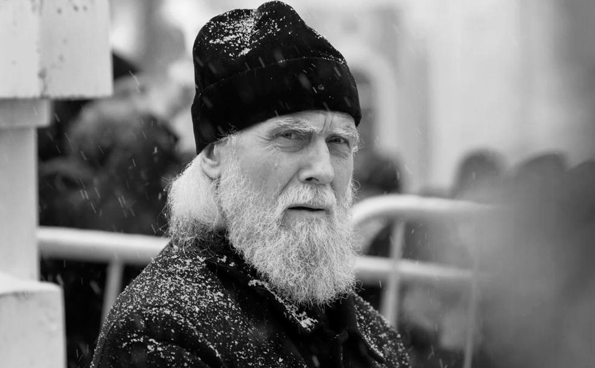 Насельник Свято-Троицкой Сергиевой Лавры архимандрит Герман