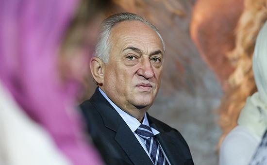 Российский бизнесмен, владелец девелоперской компании Coalco Василий Анисимов