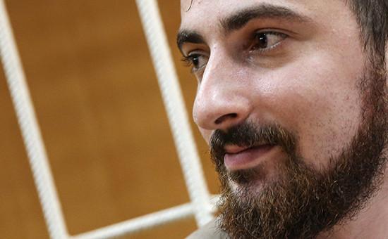 Православный активист Дмитрий Цорионов (Энтео)