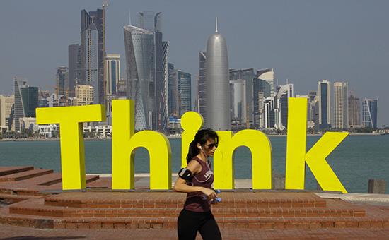 Доха, столица Катара