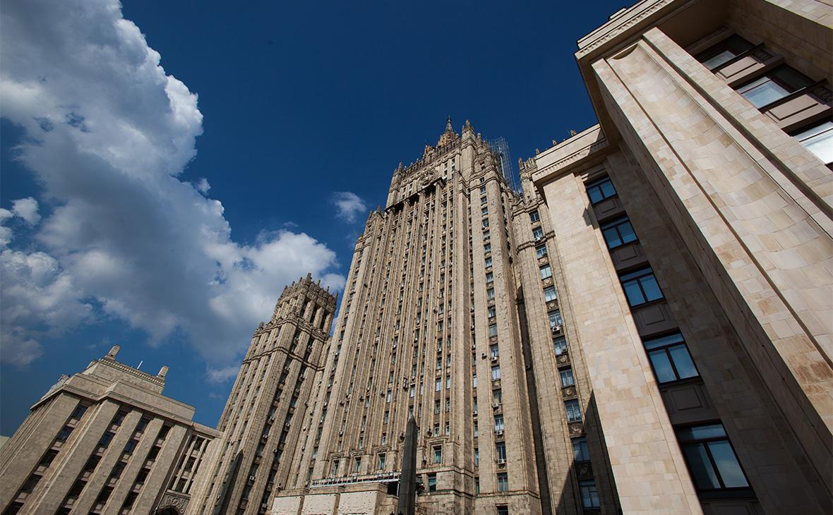 El Ministerio de Relaciones Exteriores vio el curso sobre las relaciones que socava las sanciones impuestas por Australia :: Política :: RBC