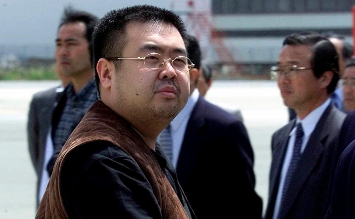 WSJ назвала сводного брата Ким Чен Ына информатором ЦРУ