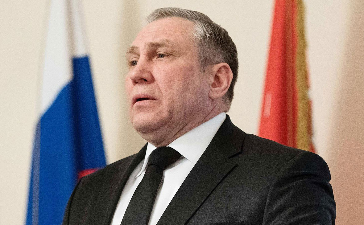 Главу избиркома Петербурга уволили после награждения орденом :: Политика ::  РБК