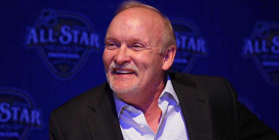 Новый главный тренер «Нью-Джерси Дэвилз» Линди Рафф