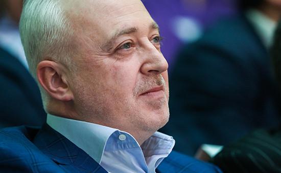 Бывший глава «Роснанотеха» Леонид Меламед