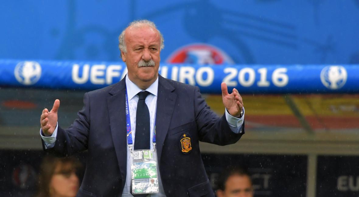 Главный тренер сборной испании по футболу 2016