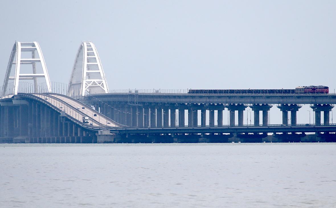 Швейцария ввела санкции из-за Крымского моста