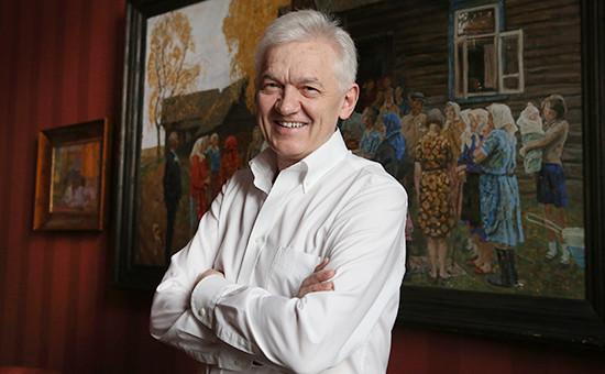 Основатель и владелец Volga Group Геннадий Тимченко