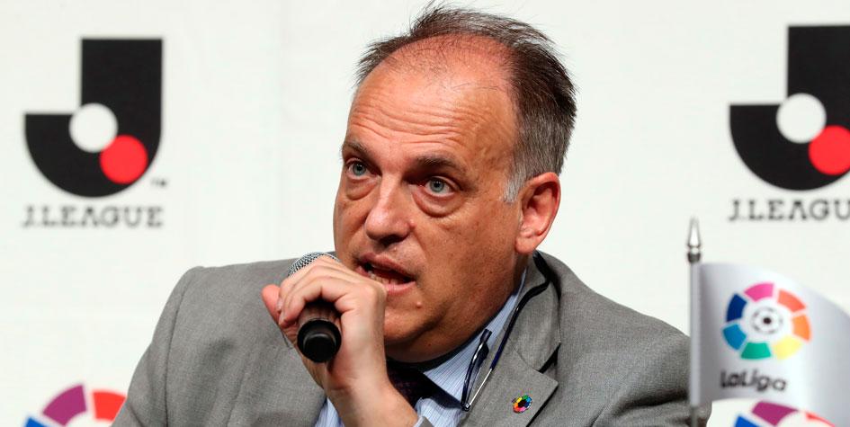 Президент чемпионата Испании потребовал исключить «ПСЖ» из еврокубков