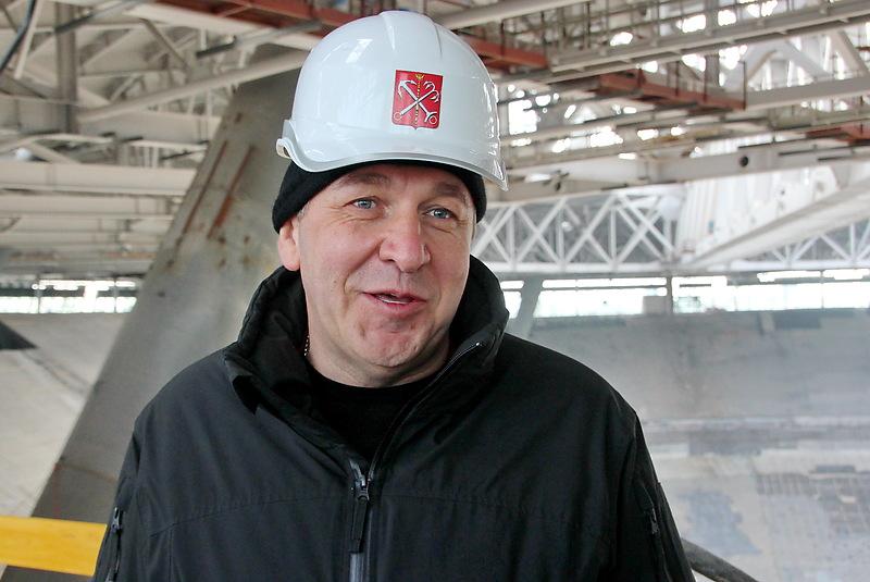 Вице-губернатор Санкт-Петербурга Игорь Албин