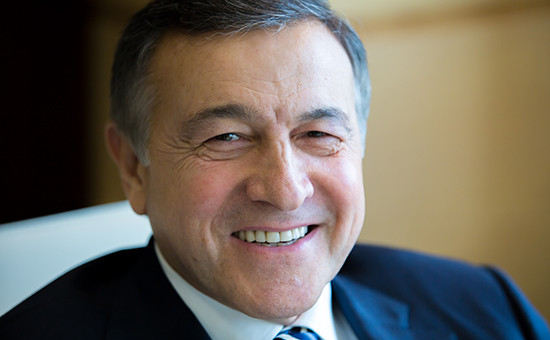 Президент Crocus Group Арас Агаларов