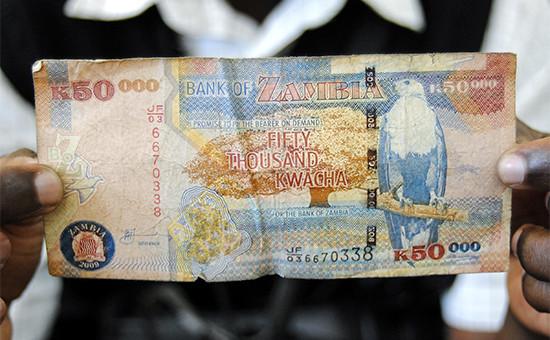 Банкнота в 50 тыс.квач