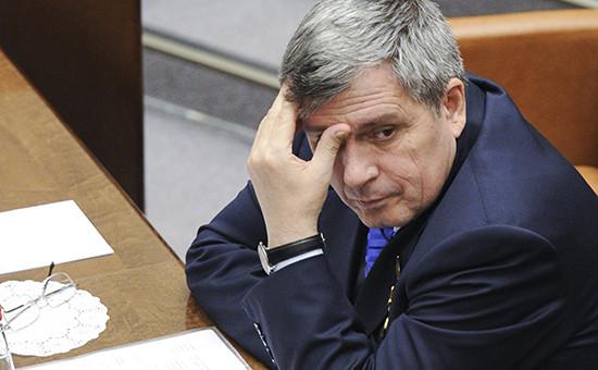 Спикер чеченского парламента Дукуваха Абдурахманов