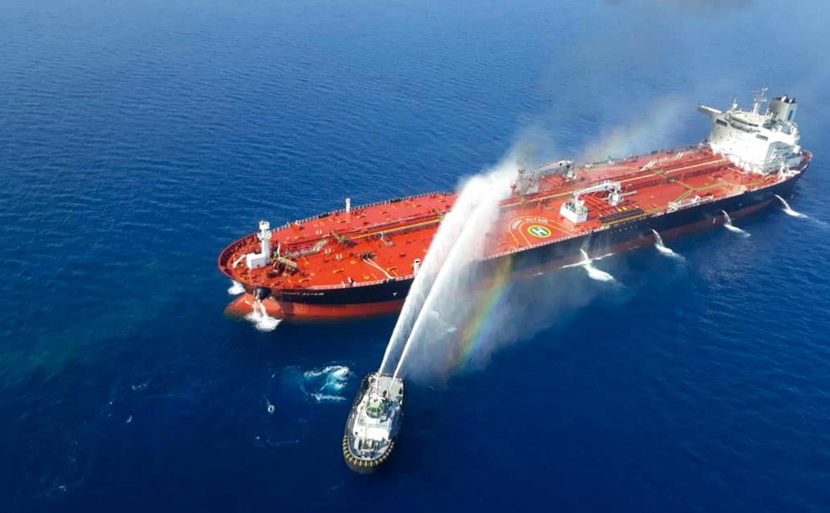 Взрывы танкеров в Оманском заливе. Что важно знать