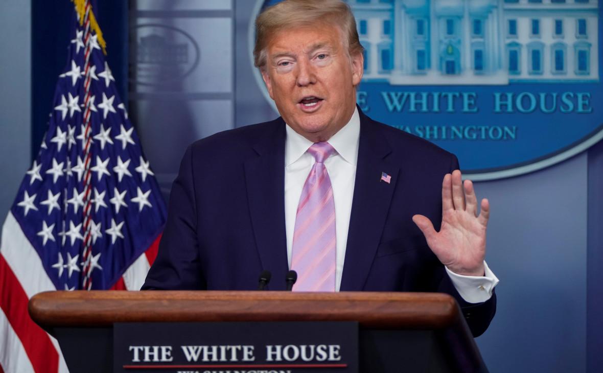 Трамп сообщил о вводе войск в Нью-Йорк для борьбы с коронавирусом