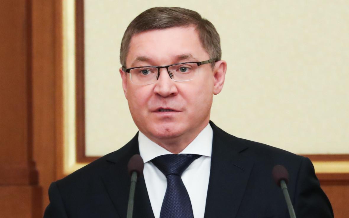Министр строительства и ЖКХ России (2018–2020) Владимир Якушев