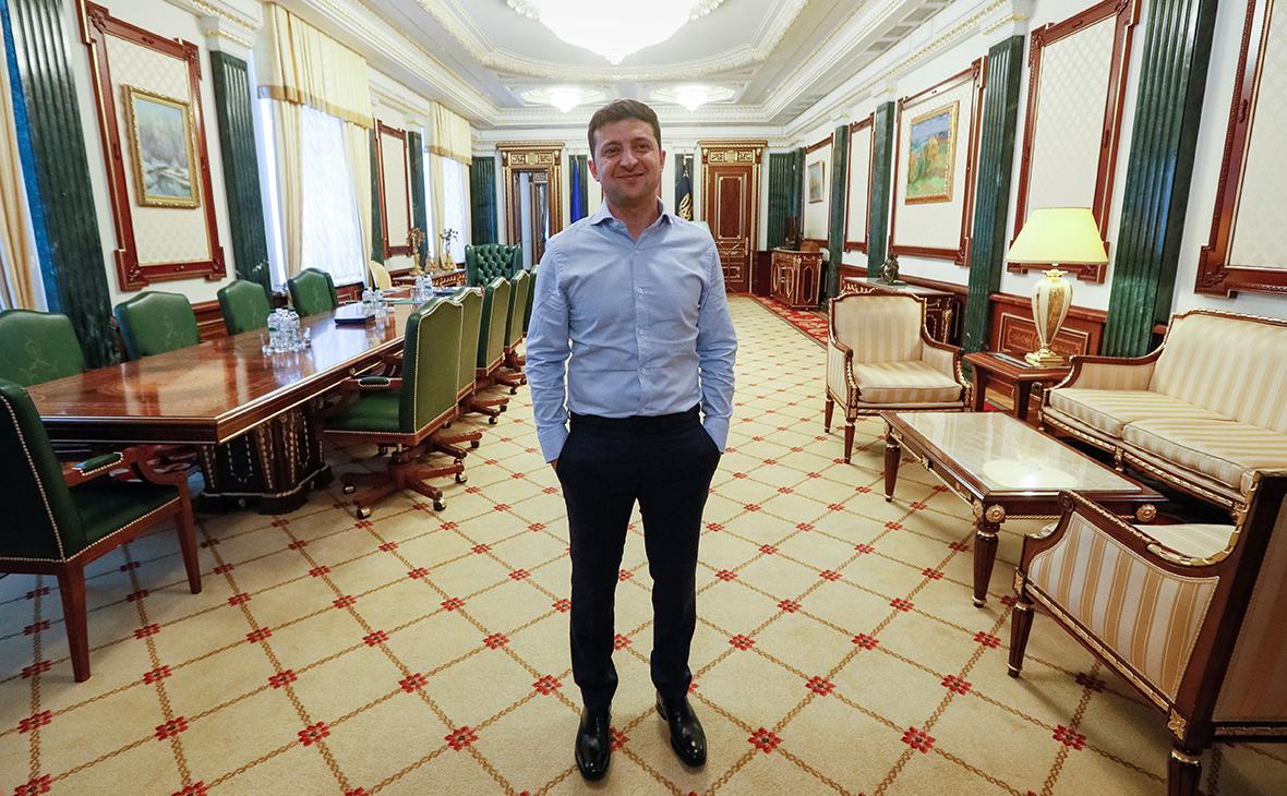 Кремль увидел реанимацию «нормандского формата» из-за прихода Зеленского