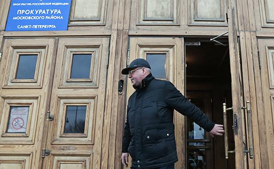 Бизнесмен Валерий Пузиков, февраль 2016 года