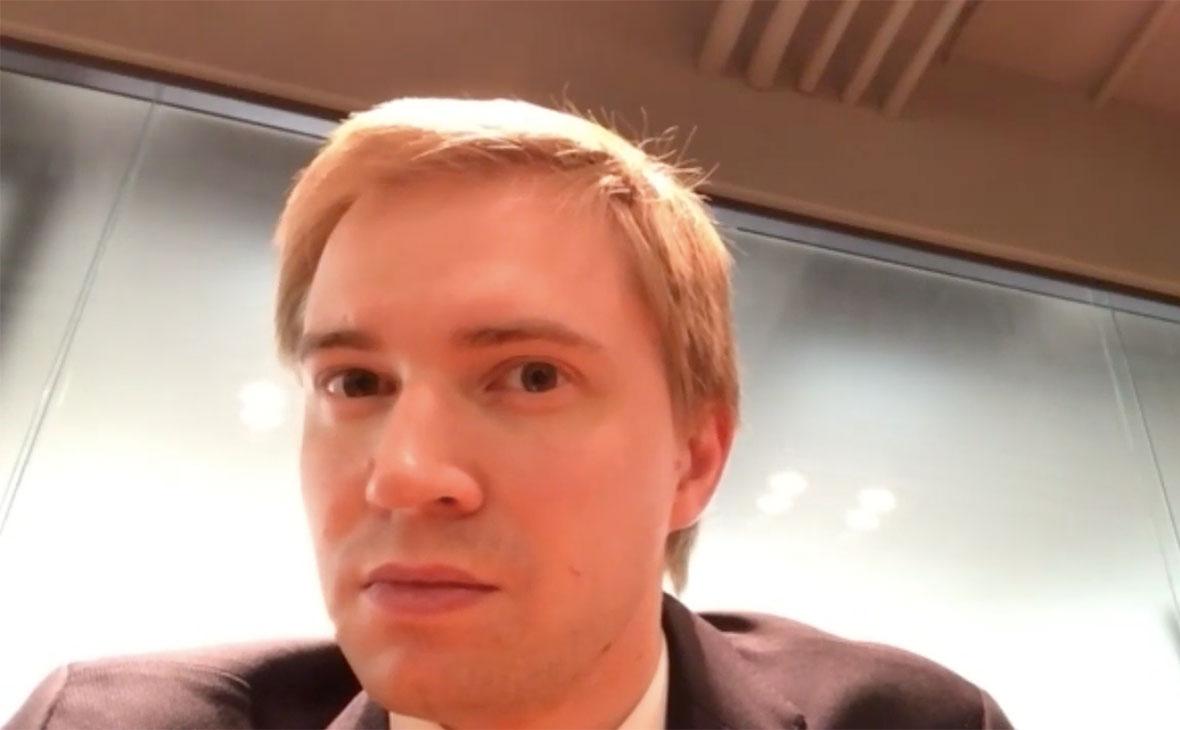 Антон Исаев