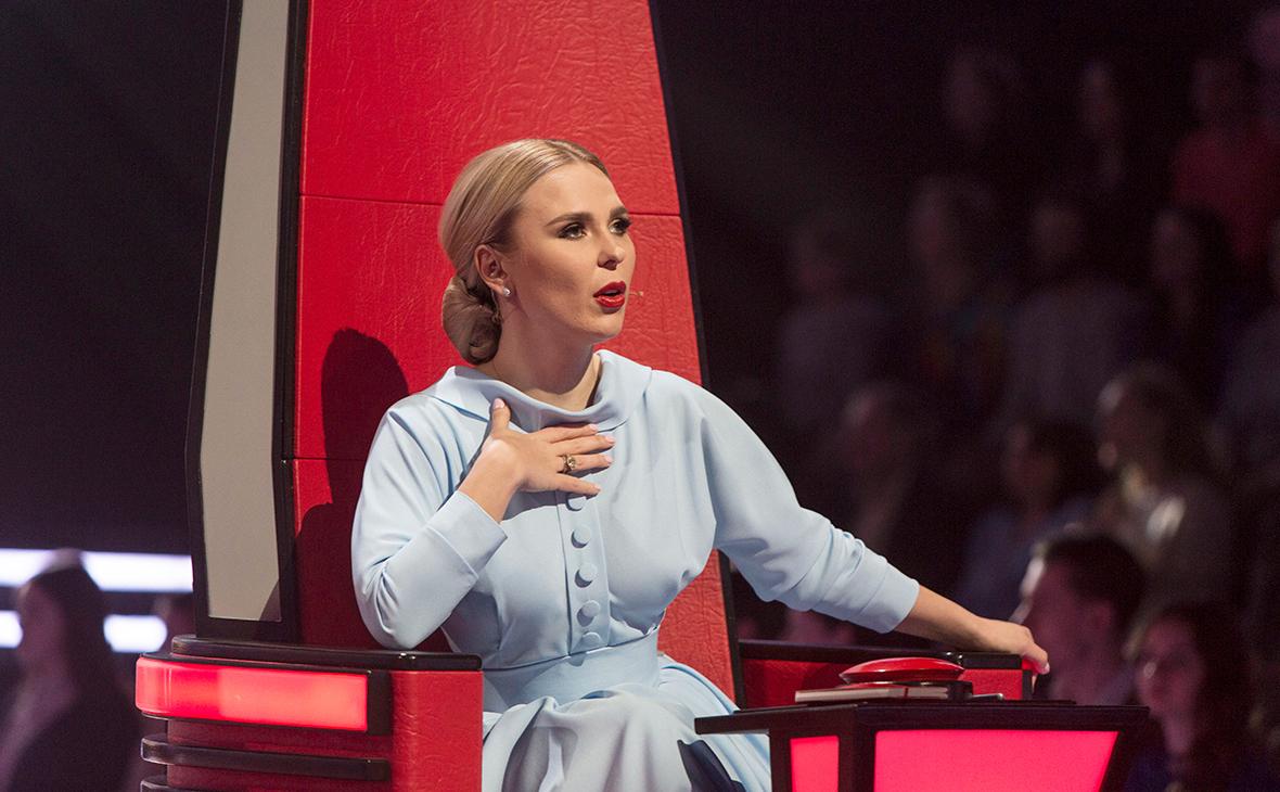 Пелагея — судья шоу «Голос. Дети»